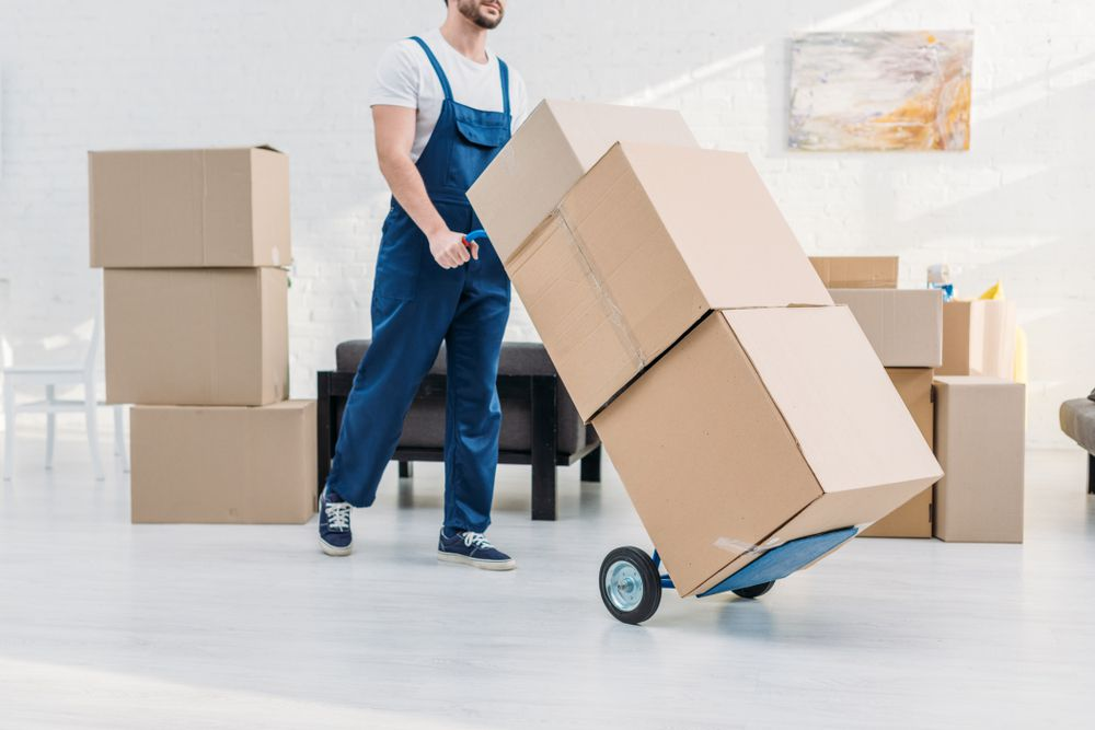 Commercial Movers Nottingham
